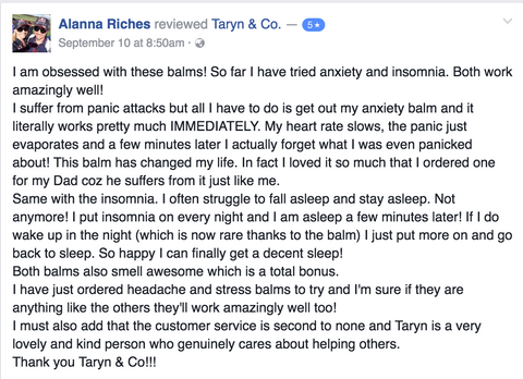 Honest Health Co. Testimonial