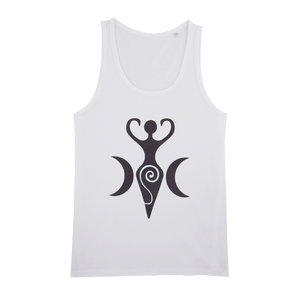 Spiral Goddess Collection Økologisk Unisex Tank Top