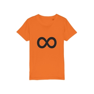 Infinity Collection Økologisk Jersey Tshirt, barn
