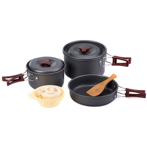 Camping Cookware Set (2-3 people)