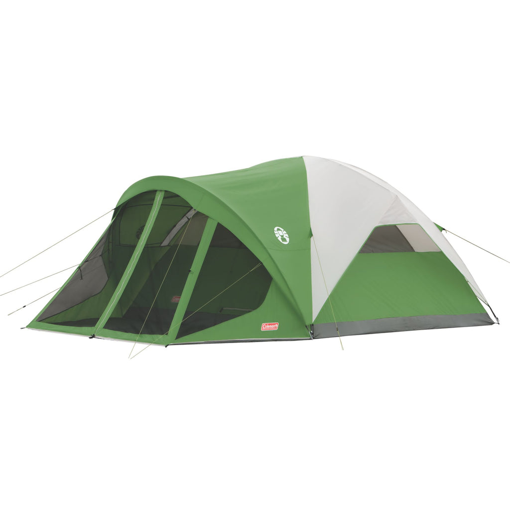 Coleman Evanston 6 person tent with screen room