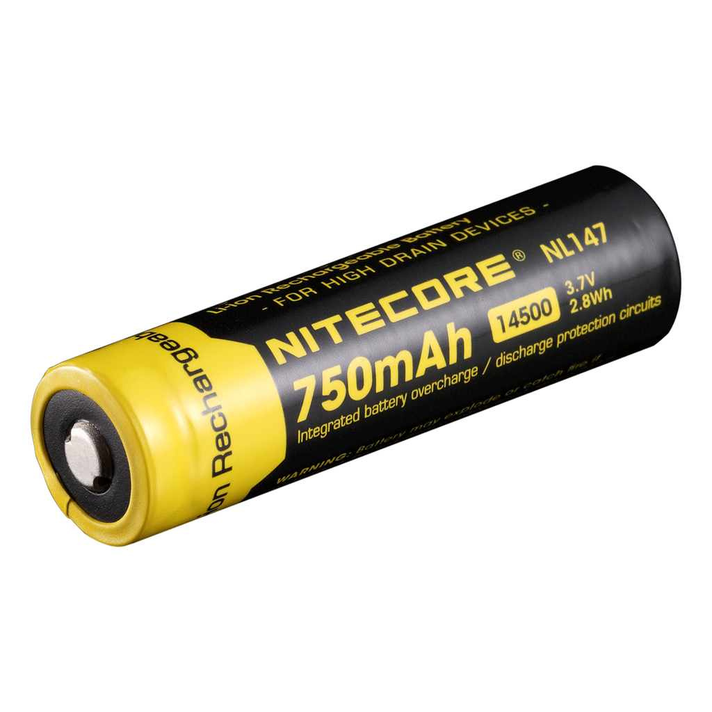 Nitecore NL147 Rechargeable Battery