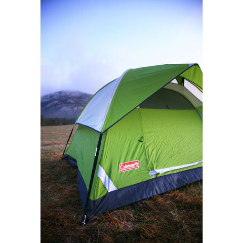 Coleman 4person Sundome tent