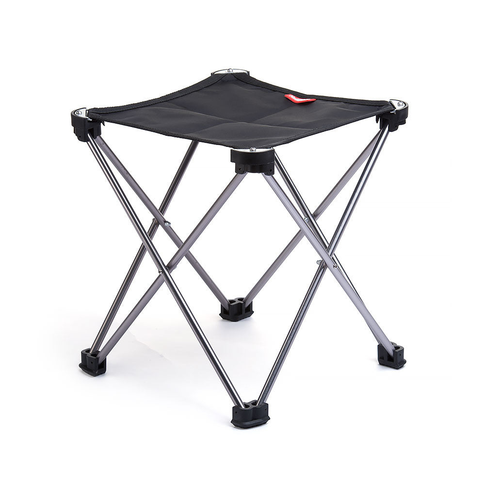 Folding Portable Aluminium Stool