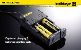 Nitecore I2 Intelli Charger (New I2)