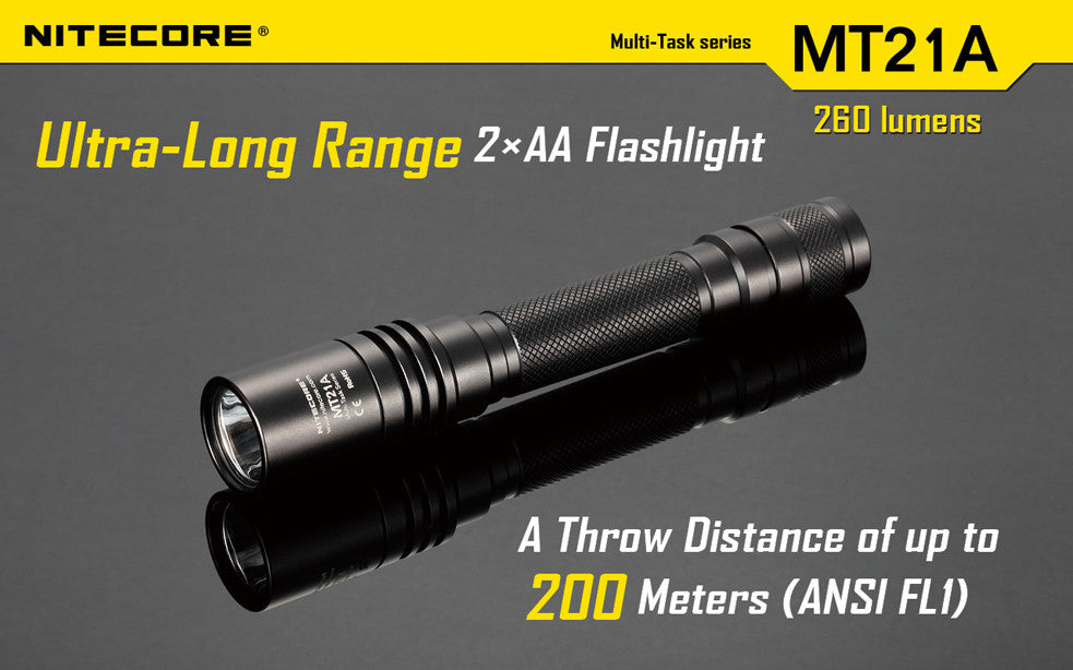 Nitecore MT21A Flashlight