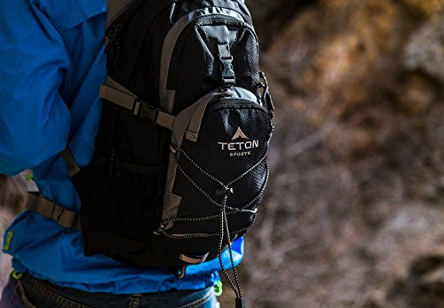 Oasis 1100 Hydration Backpack by Teton Sports