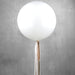 90cm White Giant Jumbo Balloon - Helium Filled