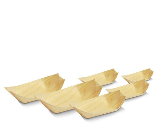 Pine Boat - 6 Different Sizes