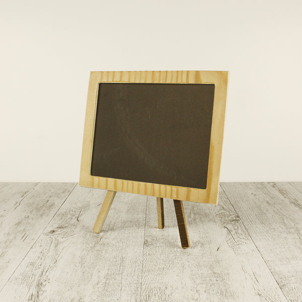 Chalk Board With Stand - Small