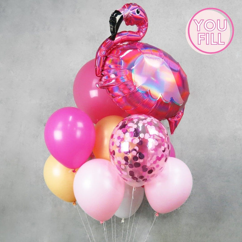 SPECIALTY: Birds of a Feather Balloon DIY Kit - You Fill