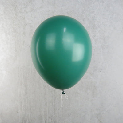 Forest Dark Green Helium Balloon