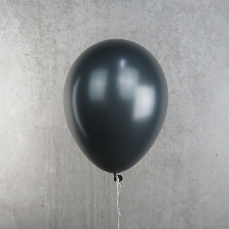 Graphite Helium Balloon