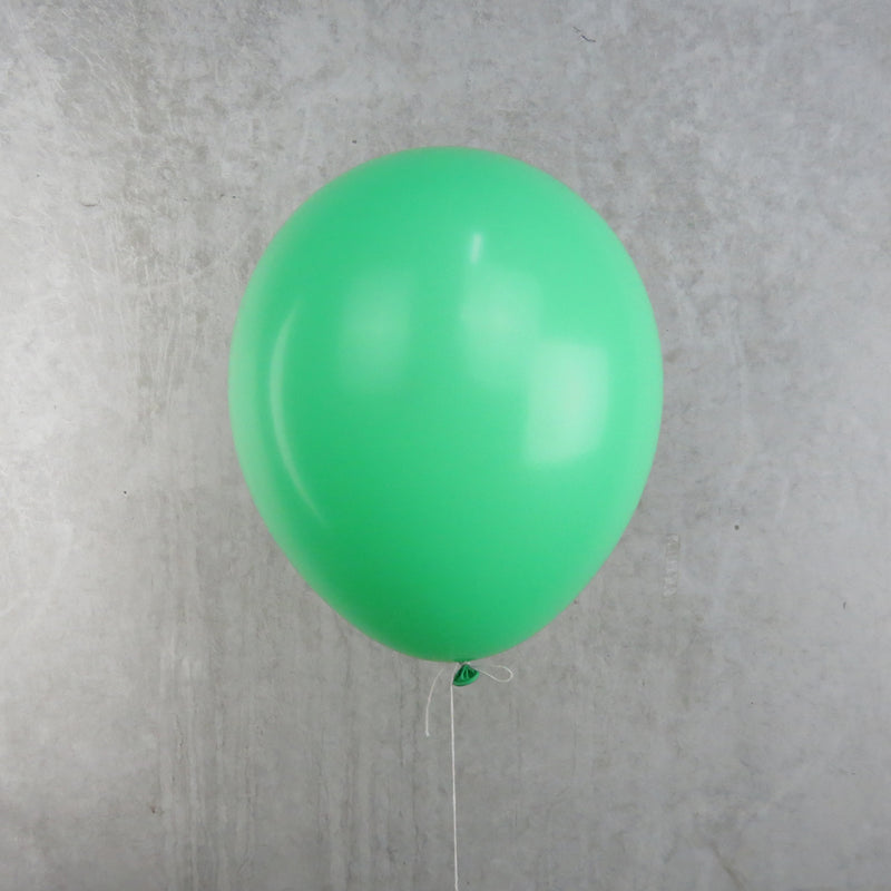 Fashion Green Helium Balloon