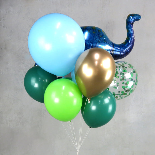 Dinosaur Helium Balloon Bouquet Centerpiece