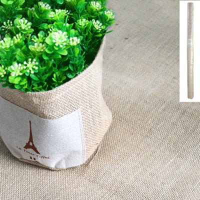 Table Cloth - Hessian (274cm x 137cm)