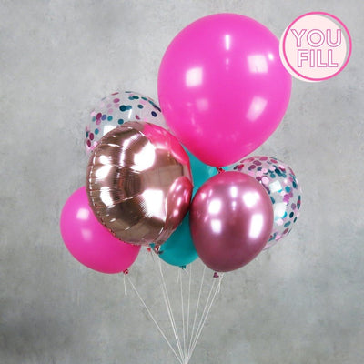 Under The Sea Balloon DIY Kit - You Fill