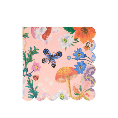 Nathalie Lete | Small Napkins (Pack of 20)