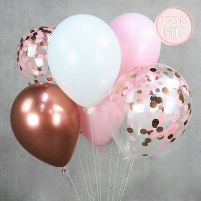 Let's ParTEA Balloon DIY Kit - You Fill
