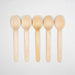 Eco Wooden Cutlery - Wooden Spoons - Biodegradable