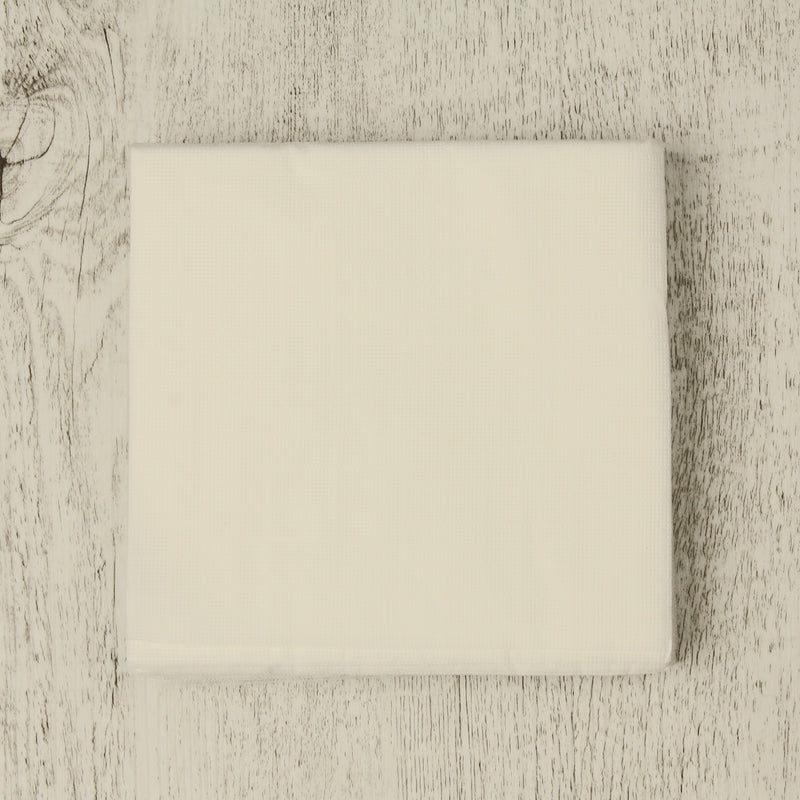 Paper Cocktail Napkins - White (Pack of 200)