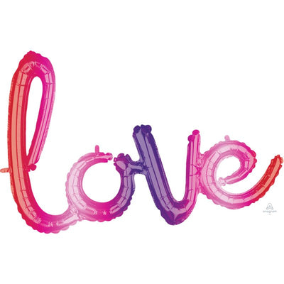 love-script-foil-balloon