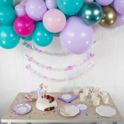 mermaid-party-decorations