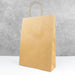 Kraft Paper Bags with Handles - 6 Sizes