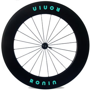 Ronin Cycling 9 Series Triathlon Carbon Wheels - Front