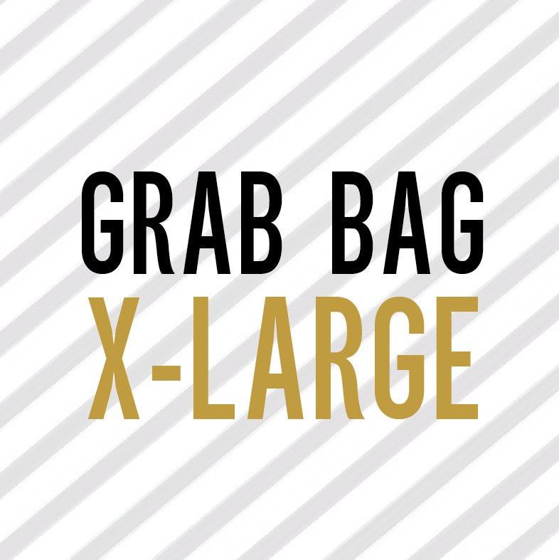 GRAB BAG - Size Extra Large