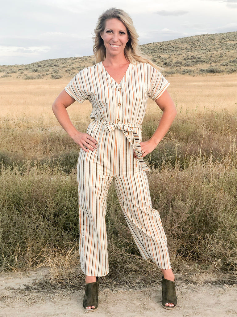 Ramona Joy Jumpsuit