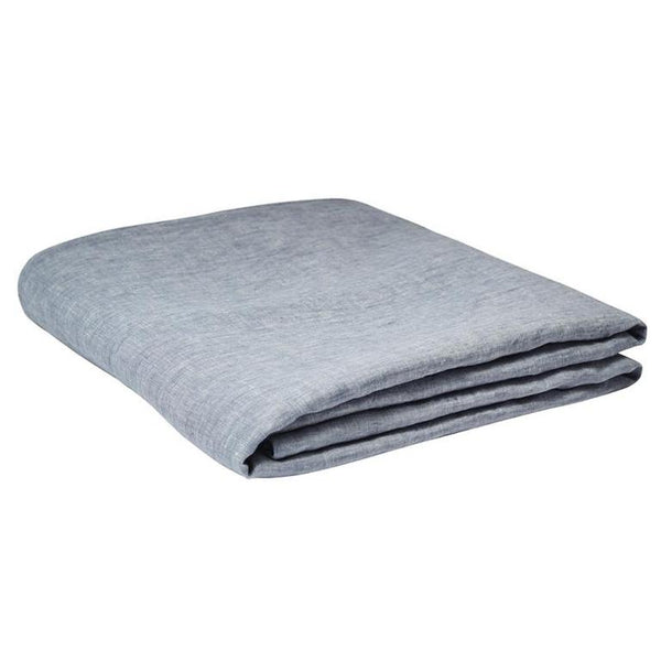 Sage & Clare Fitted Sheet - Chambray King Size