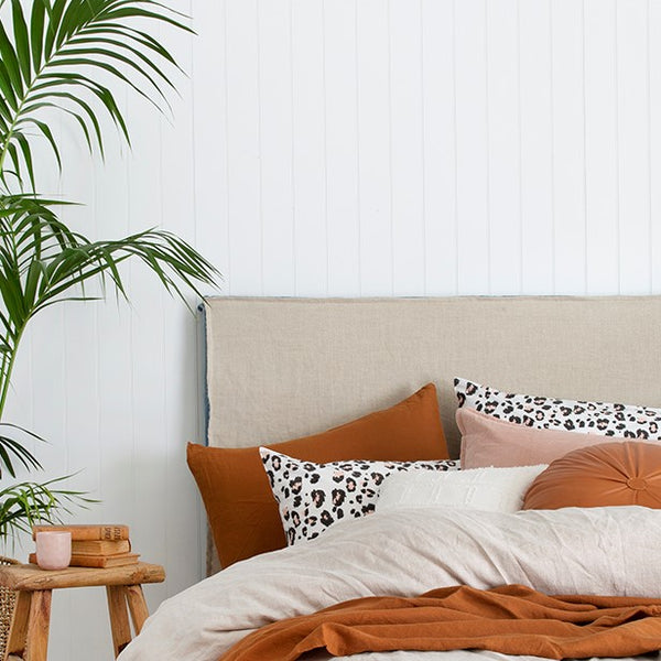 Wild Pillowslip in Charcoal *NEW*