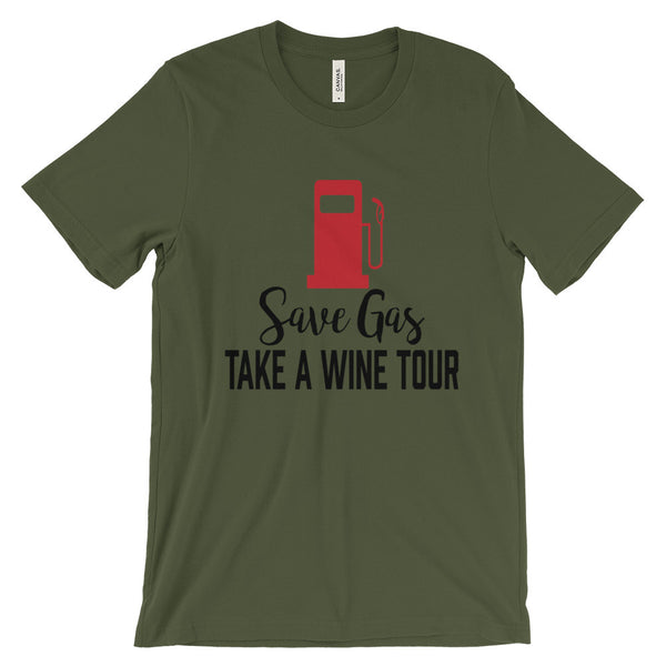 Save Gas Take a Wine Tour