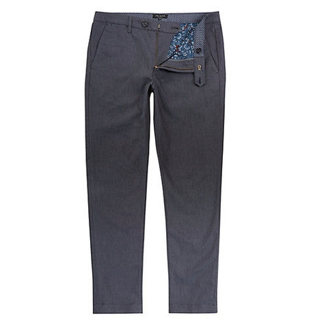 Wegton Mid Grey Trousers