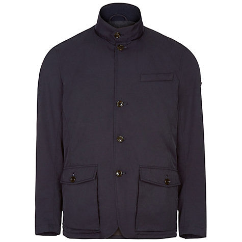 Navy Painswick Blazer