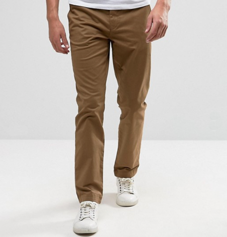 Serny Brown Chinos