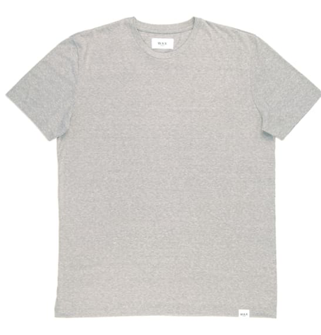 Bala Grey Crew Neck T-shirt