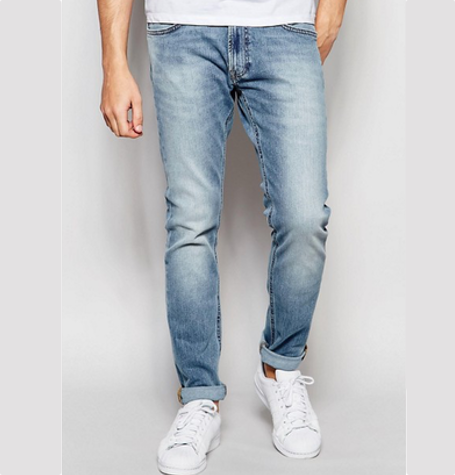 Lee Luke Summer Worn Jeans