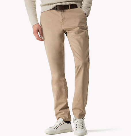 Batique Khaki Mercer Chinos
