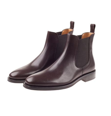 Alderley Calf Brown Chelsea Boots