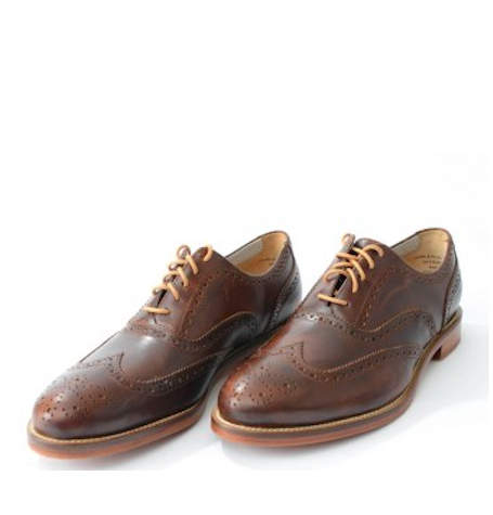 Charlie Brass Brogues