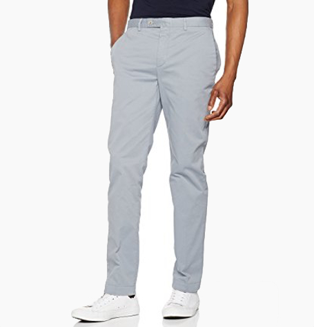 Chalk Sanderson Tailored Chino