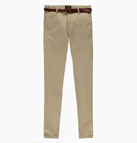 Sand Slim Fit Chino