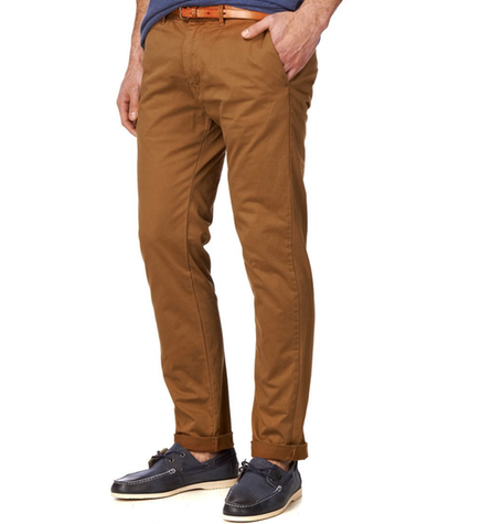 Walnut Slim Fit Chino
