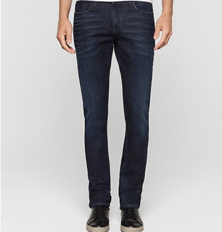 Slim Straight Structured Mid Comfort