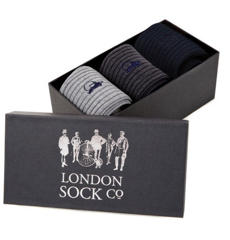 3 Pack Sock Gift Set
