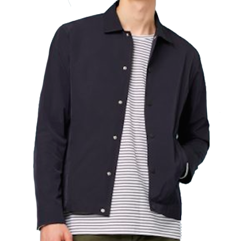 Berg Coach Jacket Navy