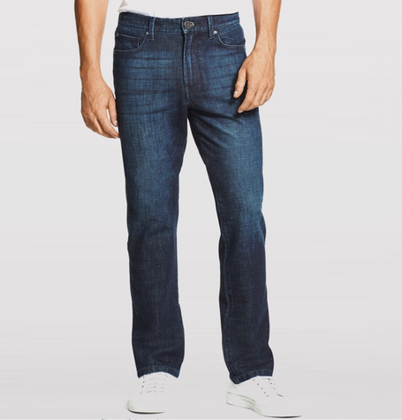 Vince Ashton Casual Straight Jeans