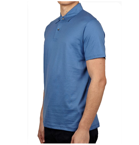 Ink Blue Polo